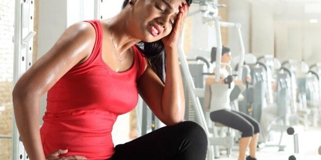 Exercise Nausea